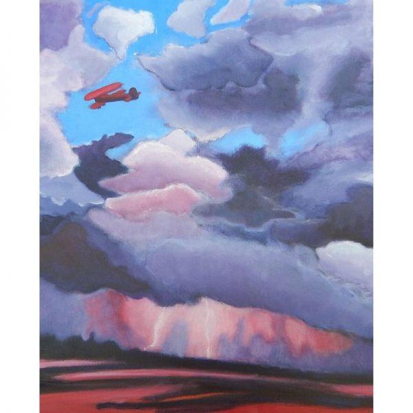 KerryT artwork for sale Red Baron