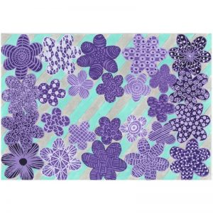 KerryT print for sale Purple Daisy