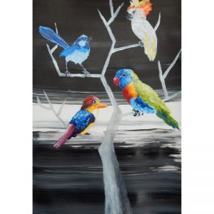 KerryT print for sale Tree Of Birds