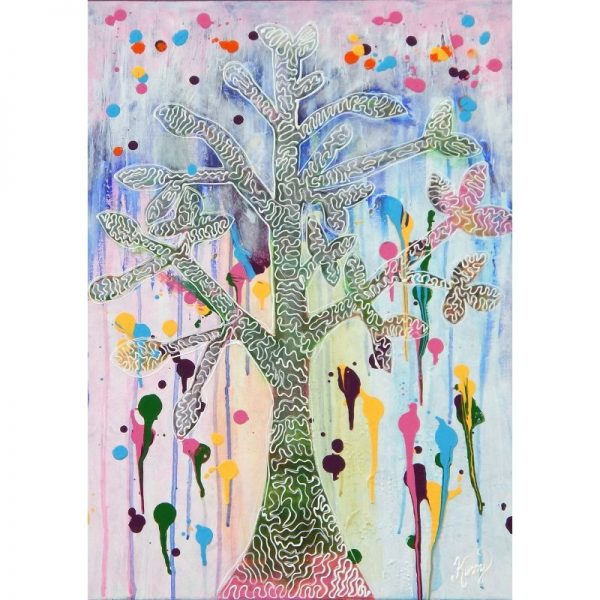 KerryT print for sale Tree Painted