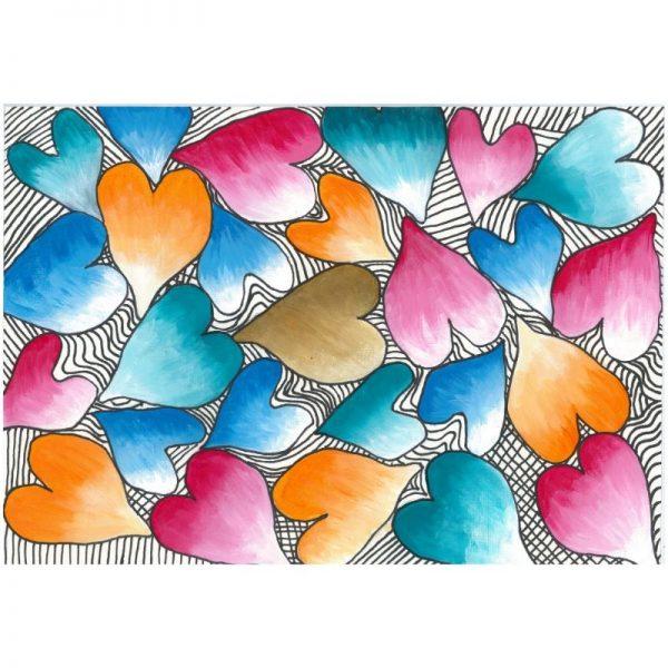 KerryT print for sale love Heart