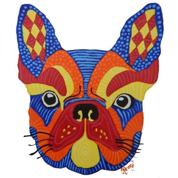 KerryT artwork for sale French Bulldog
