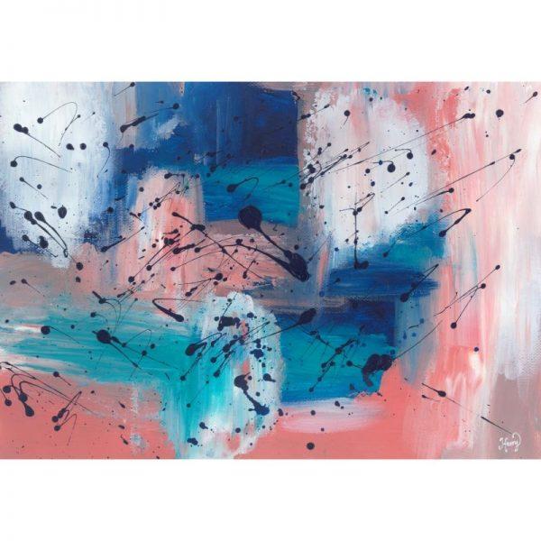 KerryT artwork for sale Summer 2020 - Brave