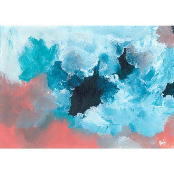 KerryT artwork for sale Summer 2020 - Storm