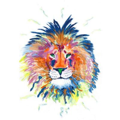 KerryT print for sale Roar The Lion