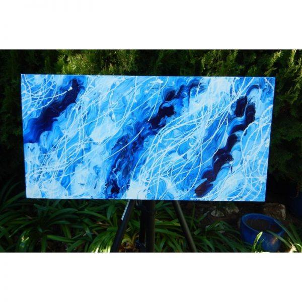 KerryT art for sale Lagoon painting