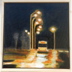 KerryT art for sale Bus Stop
