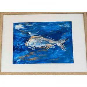 KerryT artwork for sale Fish Inspo