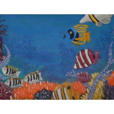 KerryT artwork for sale Barrier Reef