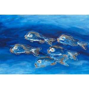 KerryT artwork for sale School of Fish