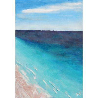 KerryT art for sale Beach Memories