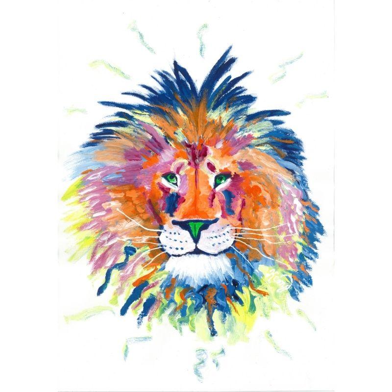 KerryT commission Roar The Lion